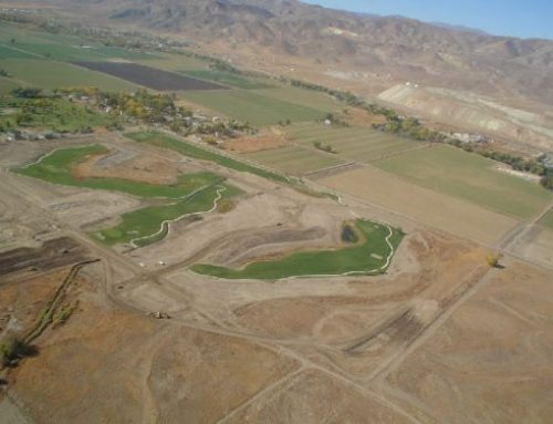 Arrowleaf Golf Course and Sub Division