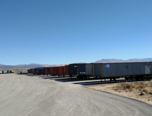 Starbucks Distribution Center – Trailer Lot