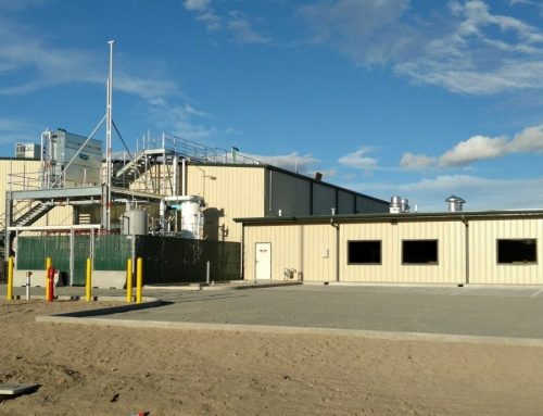 Walker River Cooling Ammonia Refrigeration Facility