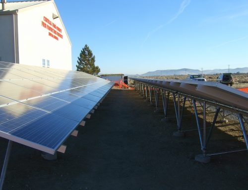 Central Lyon County Fire – Solar Arrays
